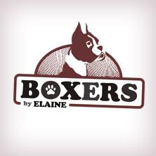 Boxers by Elaine Logo