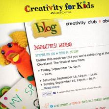 Fiber Castel Creativity for Kids