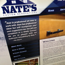 Nate's Custom Renovations