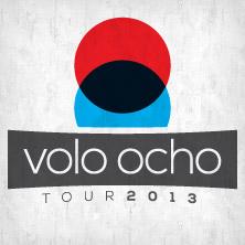 Volo Ocho Tour Logo