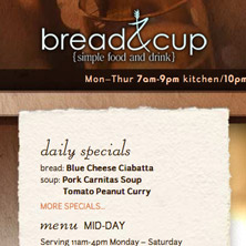 Bread & Cup